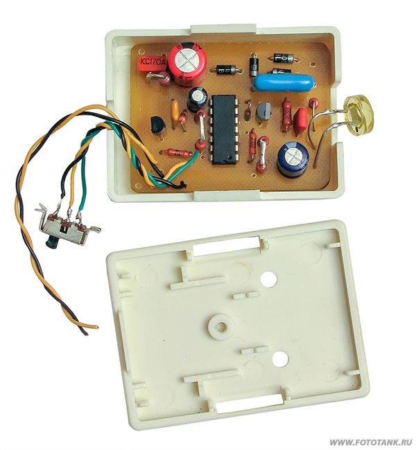 синхронизатор в корпусе